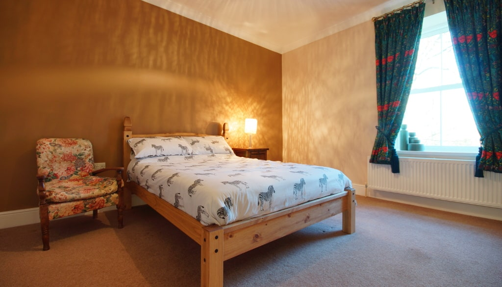 Paul Holme Farm Bed and Breakfast Hull Double Room