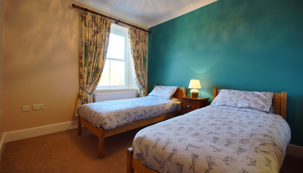 Paull Holme Farm Bed and Breakfast Hull Twin Room