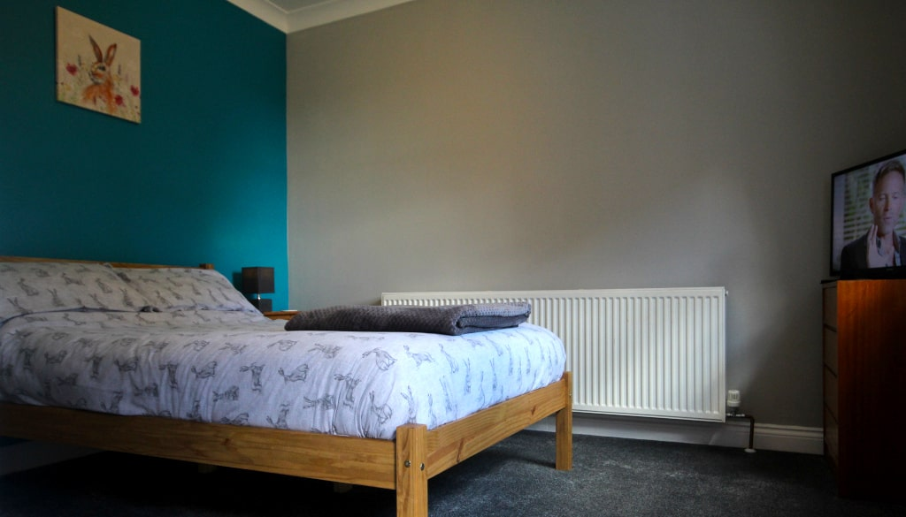 Paull Holme Farm Bed and Breakfast Hull Double Room