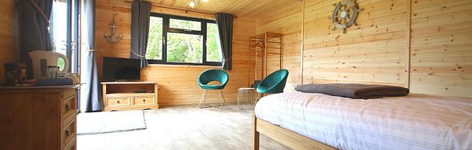 Paull Holme Log Cabin East Yorkshire